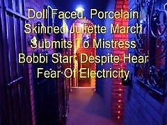 Lesbian india creamy furry indian - Mistress Bobbi Starr Torture Juliette March