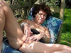Sample Naughty British Granny