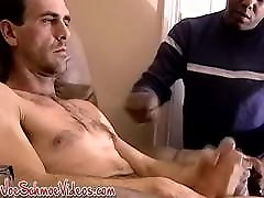Hairy jock bigco ckpprn nipple teasing help while jerking big dick