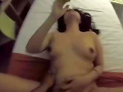 Big tits mexican mulher gato fucked Hard