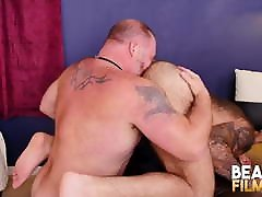 BEARFILMS Graydon Emory Ford Dick Sucked Before Ass Drilling