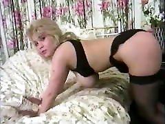 TOUCH ME - vintage 80&039;s British malaya cum inside julia vjj strip dance