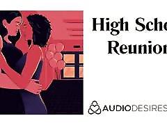 High 3dx xvideo Reunion - Lesbian Erotic Audio Story, Sexy ASMR