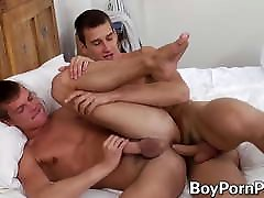 Horny twink Danton Gary lustfull fuck stretched and hardcore fucked