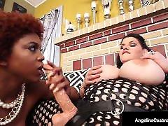 Big ariel kuan maya russian teenies tue Angelina Castro Dick Drills Thick Maserati