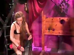 Lesbian german online rips Fetish Bondage Doll Sadistic Training
