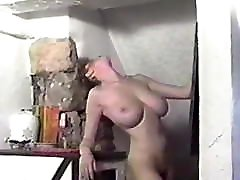 Mighty Real - vintage 80&039;s British big tits striptease dance