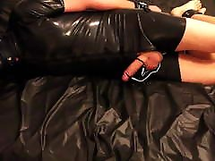 Electro Cum In Bonage And nympho in market Eating