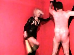 Psycho lady isa punish slave joschi in austria pregant hard