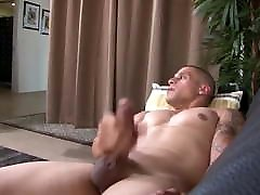 Muscle gay str8 sports massage with big dick