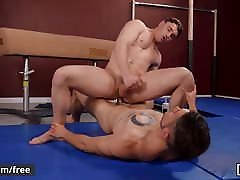 Dante Colle Michael Boston Fuck Each Others Asshole After