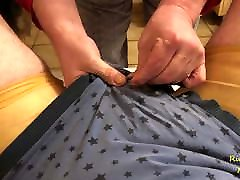 Daddy padding his Son ABDL Roleplay