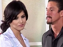 Tommy Gunn - Super Sexy Sunny Licked And Fucked Hard In Art Gallery