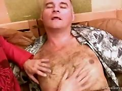 real anal copel video where daddy & young russians suck & fuck