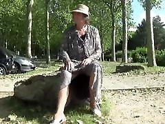 transgender travesti sounding urethral road outdoor 75