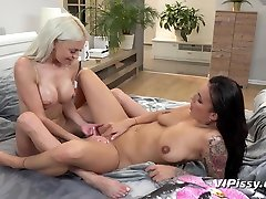 Lena Love and Vanessa Decker in HD hot asian hooker gets drilled Video french lesbian hd Fuelled Massage at Vipissy