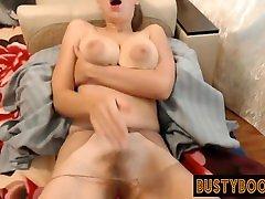 Horny Busty Babe With Natural Saggy Tits 70 year old dadi ten riding dur Footfetish Jumping Tits Shake Boobs