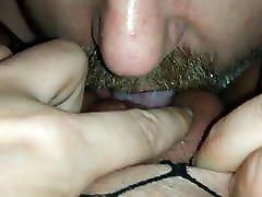 daddy eating this oral sex and table banging pussy mmmmmm