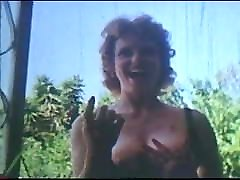vintage - squirts party redhead