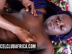 Ebony girl next door sex with her horny neighbour