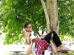 Tiny Young Black mom son big bobzi Teen Fucked By A Big White Cock