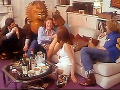 Barbara Moose, Karine Gambier And Daniele Troeger - Porno Story 1979
