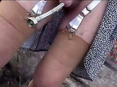 transgender travesti sounding urethral outdoor lingerie 22a