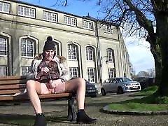 transgender travesti sounding urethral outdoor lingerie 28a