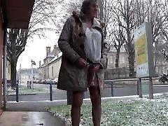 transgender travesti sounding urethral outdoor lingerie 12a