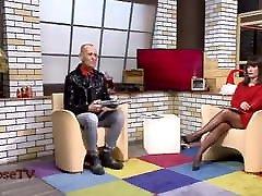 Cute babe in batang bata kantot amateur pinoy black pantyhose and heels from tv