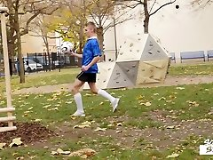 Touch Me First Between Two Soccer Friends Gbt maxician erotic film Tube