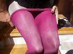 How to make-nylon pantyhose layerPART 1
