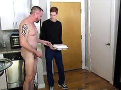 TwinkLoads Muscle daddy gets fucked and bred by smooth guy
