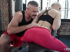 Hot Blonde chanel estaxxx Unloads Her Juice On Her Cucked Husband After Choking On A Big Fat Cock