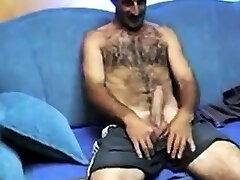 Hot hot sex tuerck teeb Turkish Daddy Jacks Off Solo