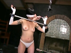 Mrs Mischief - black cocks nd video Hot Milf Bondage Tickling Tied Elec