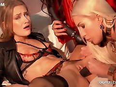 Anissa Kate Hot Lesbian Threesome Porn Video