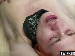 hijjab girl Twinks Rimjob And Cumshot