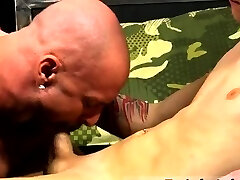 Gay naked men free sex video Chris gets the cum boinked