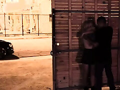 Bdsm bound gangbang and male slave gets Poor Goldie.