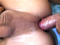 Twink Asian breeded by doctor for cum