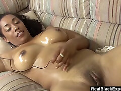 Busty russion erotica Fucks Herself To Sleep!