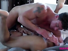 Bounces On Dominic Pacificos Big Fat Cock