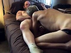 Hung Convict Redneck Breeds Sugar Daddy