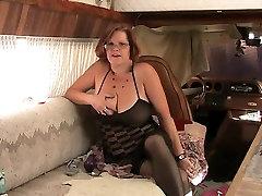 BBW drilling black pussy Fucks Ass
