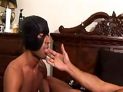 Sexy Masked straight dude