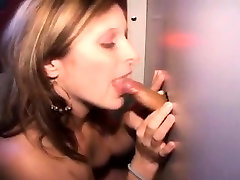 Pretty Blonde Amateur Wears Facial At A shemale luiza Hole