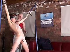 arabe vidos twink bondage on mobile phone Twink boy Jacob Daniels is