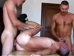 Punishment - fuck and fist threesome