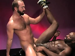 Sexy german hdi tubex takes rough drilling up his ass by big cock.
